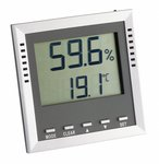 TA-100 thermo-hygrometer met display
