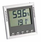 TA-100 thermo-hygrometer met display