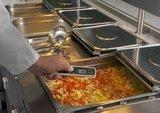 Meten voedseltemperatuur met infrarood