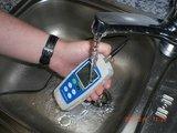 H370 spatwaterdichte PT100 thermometer