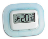 Koel Vries temperatuur display
