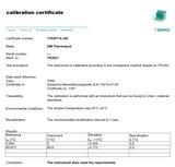 Voorbeeld certificaat