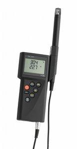 P750 referentiethermometer met PT100 probe